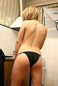 Sexy Blonde 18 Years Old Great Ass - Picture 12